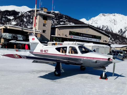 1976 Commander 112A for Sale in Luzern, Switzerland (LSPG)