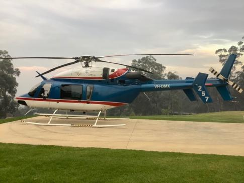 2007 Bell 427 for Sale/ Swap/ Trade in NSW, Australia