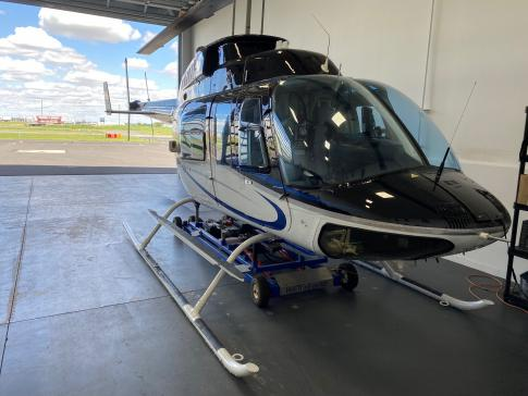 1980 Bell 206L1 LongRanger II for Sale in Quebec, Canada