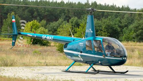 2005 Robinson R-44 Raven II for Sale in Poznań, Poland (EPPK)