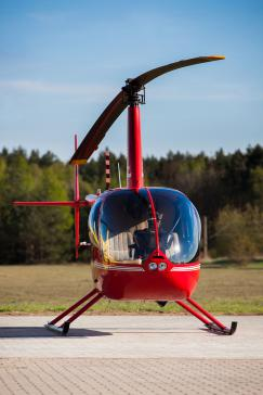 2011 Robinson R-44 Raven II for Sale in Poznań, Poland (EPPK)