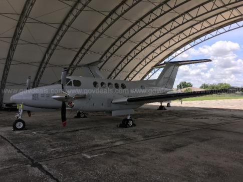 1974 Beechcraft C12A (A200) Super King Air in Lehigh Acres, Florida, United States (3397)