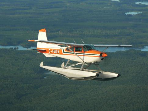1966 Cessna A185E Skywagon for Sale in Lachute, Quebec, Canada (CSE4)