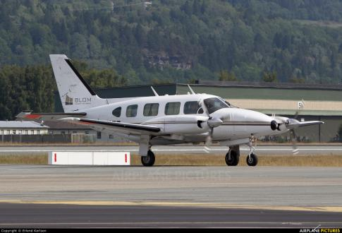 1975 Piper PA-31-310 Navajo for Sale in Norway