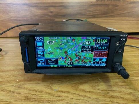 Garmin GTN 650 GPS in Cheyenne, Wyoming, United States