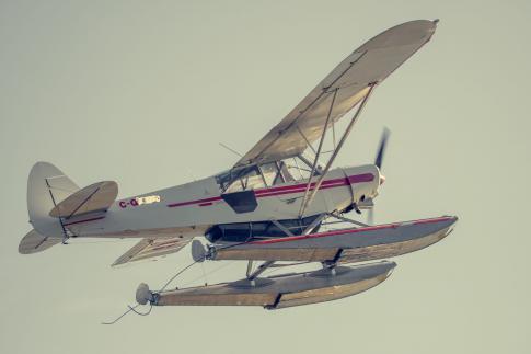 1954 Piper PA-18-160 Super Cub for Sale in Montreal, Quebec, Canada (CYUL)