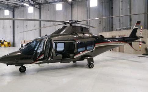 2011 Agusta AW109SP Grand New for Sale in United States