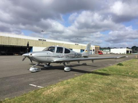 2011 Cirrus SR-22G3 Turbo for Sale in Düsseldorf, APO/FPO, Germany (EDLN)
