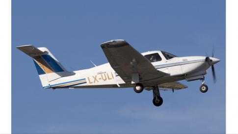 1983 Piper PA-28RT-201T Arrow IV for Sale in Luxembourg (ELLX)
