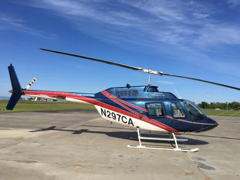 1974 Bell 206B3 JetRanger III for Sale in Texas, United States