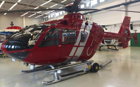 2002 Eurocopter EC 135P2+ for Sale in Germany