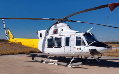 2007 Bell 412EP for Sale in Mexico