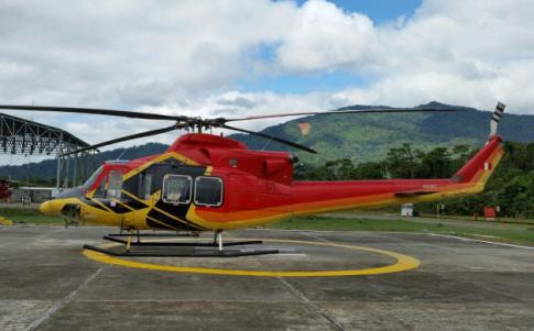 2004 Bell 412EP for Sale in Peru