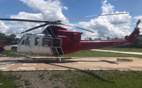 1988 Bell 412SP for Sale in Mexico