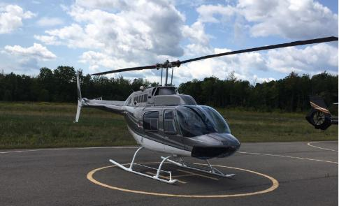 2009 Bell 206B3 JetRanger III for Sale in Germany