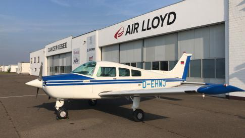 1973 Beech C23 Sundowner 180 for Sale in Zweibruecken, RP, Germany (EDRZ)
