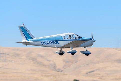 1964 Piper PA-28 Cherokee for Sale in Livermore, California, United States (KLVK)