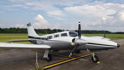 1981 Piper PA-34 Seneca III for Sale in Georgia, United States