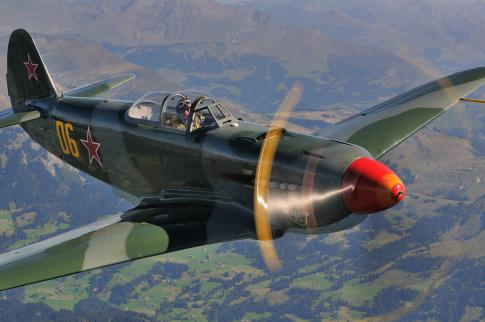 1999 Yakovlev YAK-9UM for Sale in Switzerland