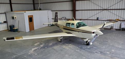 1980 Mooney M20K 231 for Sale in Seminole, Oklahoma, United States (KSRE)