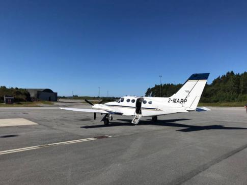 1976 Cessna 421C Golden Eagle for Sale in United Kingdom