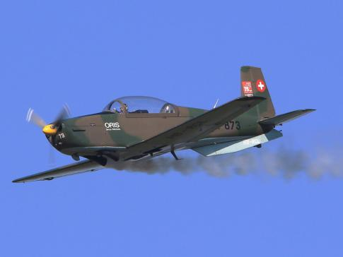 1959 Pilatus P3-05 for Sale in Switzerland