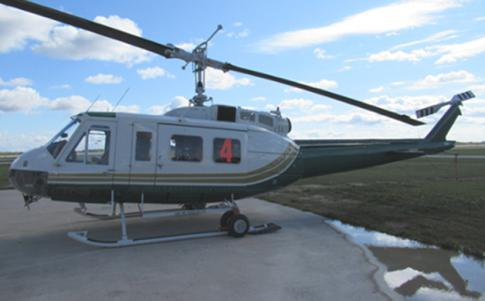 1968 Bell 205A-I Iroquois (Huey) for Sale in Canada