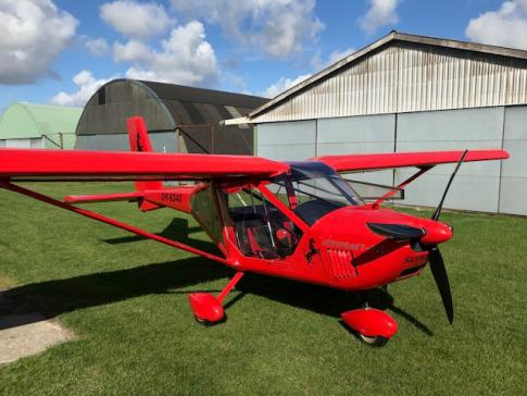 2008 Aeroprakt A-22 for Sale in Denmark (EKRS)