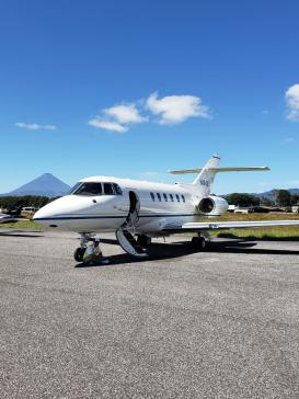 1998 Hawker Siddeley 125-800XP for Sale in Guatemala