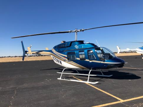 1995 Bell 206L4 LongRanger IV for Sale in Santa Fe, Texas, United States (3TX4)
