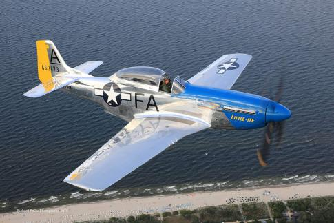1944 North American TF-51D Mustang for Sale in Germany
