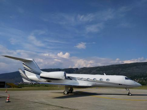 2008 Gulfstream G450 for Sale in United Kingdom