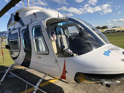 1980 Bell 206L1+ LongRanger III for Sale in Bankstown, New South Wales, Australia
