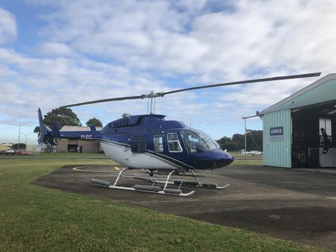 1979 Bell 206L1+ LongRanger III for Sale in Bankstown, New South Wales, Australia
