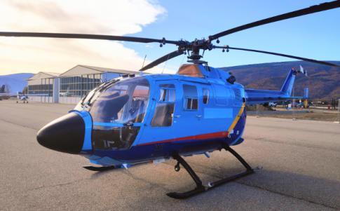 1991 Eurocopter Bo 105-CBS5 for Sale in Spain