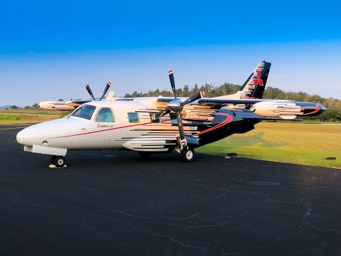 1977 Mitsubishi MU-2N for Sale/ Swap/ Trade in Springdale, Arkansas, United States
