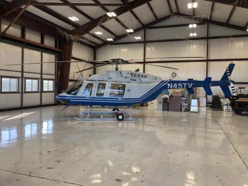 1998 Bell 407 for Sale in Fayetteville, United States (KFYM)