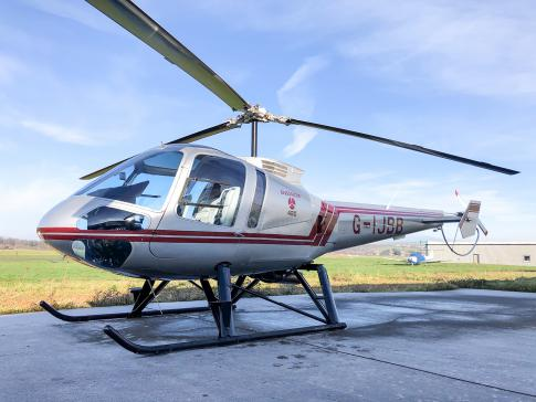 1995 Enstrom F-480 for Sale in United Kingdom