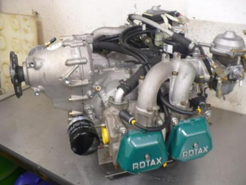 Rotax 912uls2 100hp 2013 Engine Low in Durham, North Carolina, United States
