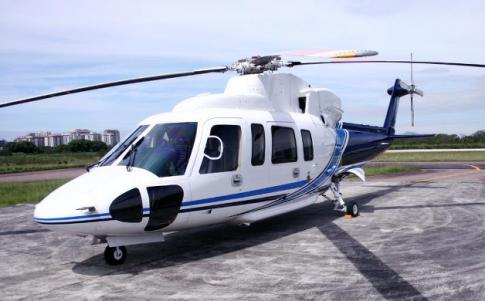 2009 Sikorsky S-76C++ for Sale in Nigeria