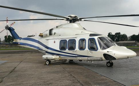 2012 Agusta AW139 for Sale in Nigeria