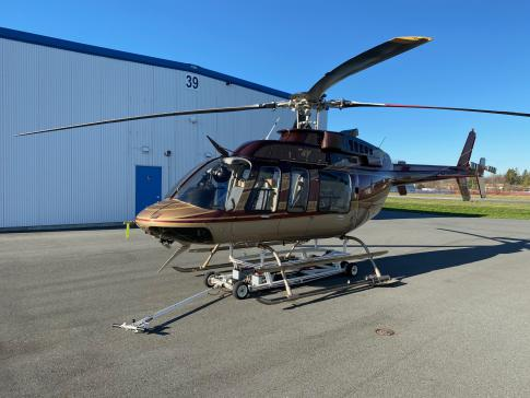 2002 Bell 407 for Sale in Langley, British Columbia, Canada (YLY)
