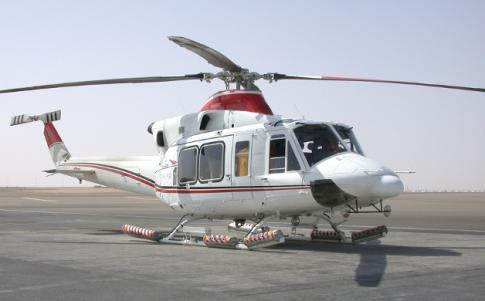 1998 Bell 412EP for Sale in United Arab Emirates