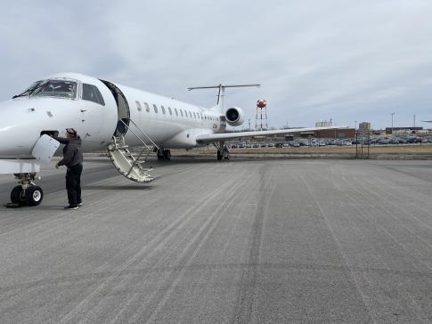 2001 Embraer ERJ-145LR for Sale in Kansas, United States