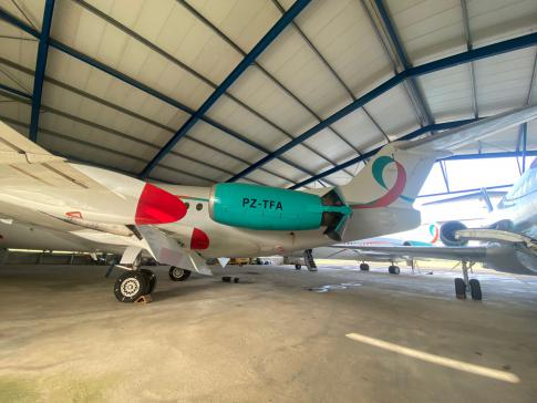 1995 Fokker 70 for Sale in Suriname