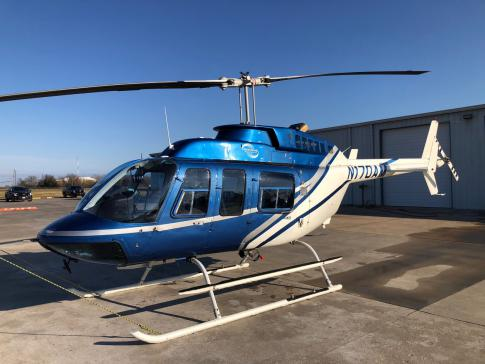 1982 Bell 206L3 LongRanger III for Sale in Texas, United States