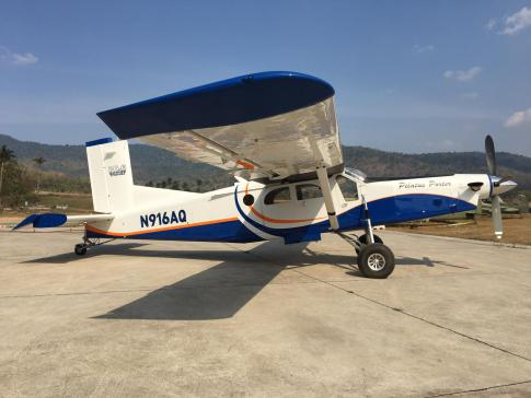 1996 Pilatus PC-6`tp Turbo Porter for Sale in Thailand