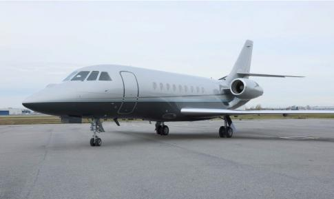 2009 Dassault 2000LX Falcon for Sale in Montreal, Quebec, Canada
