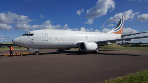 1990 Boeing 737-300F for Sale in Kampala, Uganda
