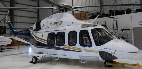 2006 Agusta AW139 for Sale in Ontario, Canada